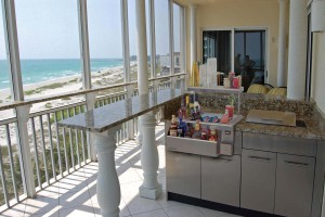 Danver Outdoor Kitchen for Condo
